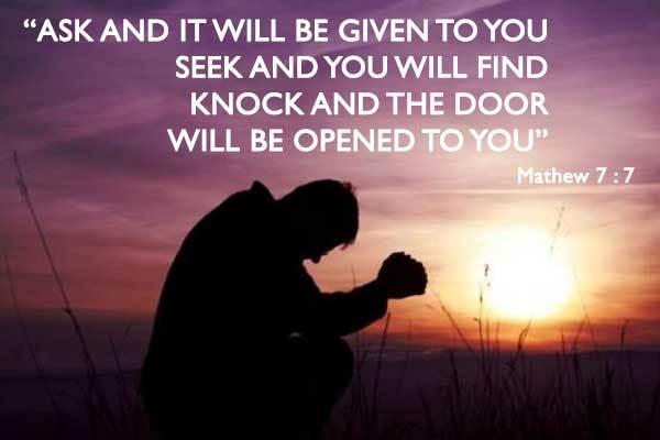 Evening Prayer @ Triumphant Believers Center