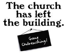 Outreach after service