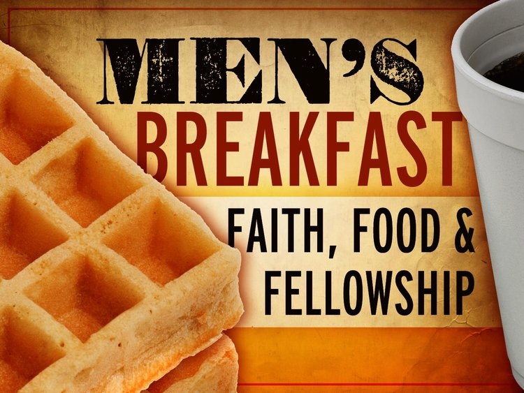Men's Breakfast at Country Waffles